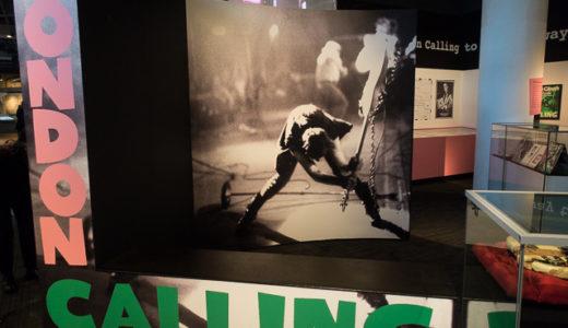 ロンドン博物館で行われているThe Clash: London Calling展に行ってきた【ザ・クラッシュ / ロンドン・コーリング】