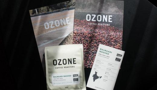 「Ozone Coffee Roasters」でバイオダイナミックコーヒーの豆を買ってみた
