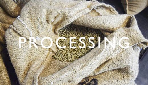 コーヒーの精製【ウォッシュドプロセス、ナチュラルプロセスなど / 一杯の珈琲ができるまで #3】