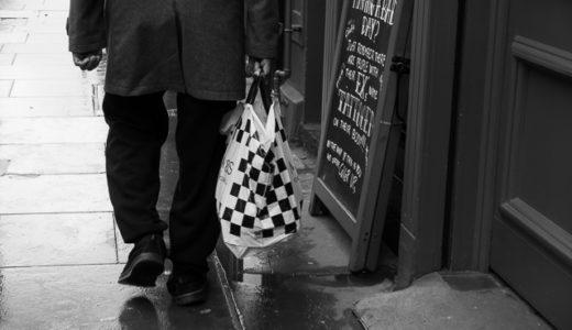 ロンドンでの食生活【テイクアウェイできる食べ物とラーメンの話】