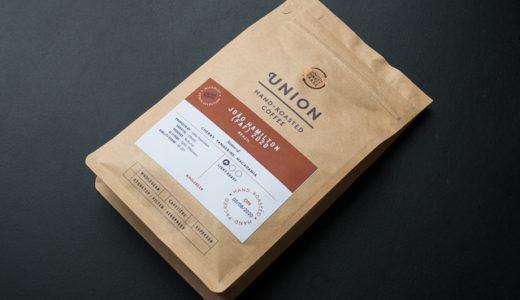 「Union Hand-Roasted Coffee」で豆を買う【ブラジル / オバタ】