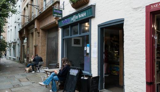 ケンブリッジにあるカフェやロースターをまわってみた