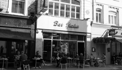 ソーホーにある老舗イタリアン・カフェ&バー「Bar Italia」に行ってみた