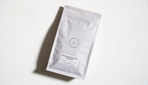 Bonanza Coffee RoastersでLactic Naturalの豆を買う【アナエロビコ / 乳酸菌を加えて発酵】