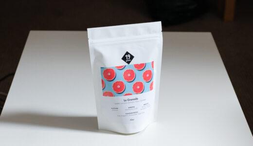 19grams Coffee Roastersでコロンビアの豆を買う【ピンクブルボン / 長時間発酵】