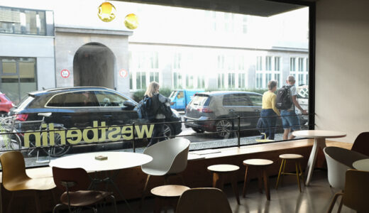 スウェーデンのストックホルムにある有名コーヒーロースタリー「Drop Coffee Roasters」の豆を扱う店「westberlin」に行ってみた【Coffeebar & Mediashop】